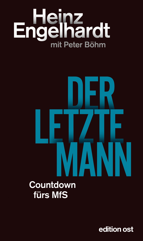 Heinz Engelhardt Der letzte Mann robert brown der letzte atemzug
