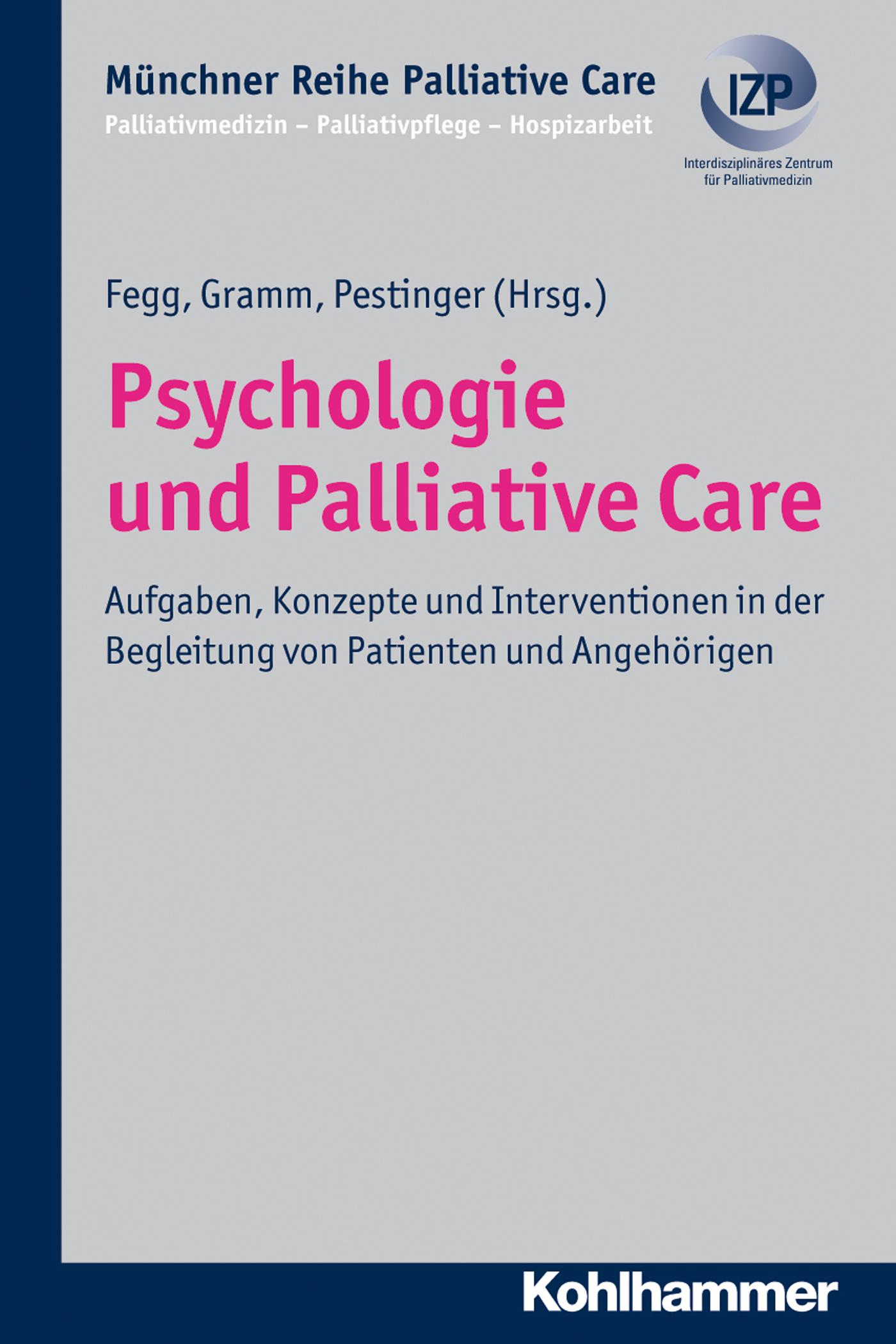 Psychologie und Palliative Care фото