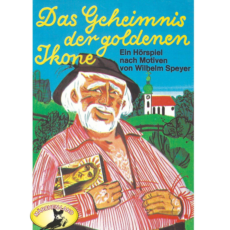 Wilhelm Speyer Wilhelm Speyer, Das Geheimnis der goldenen Ikone wilhelm boeck picasso