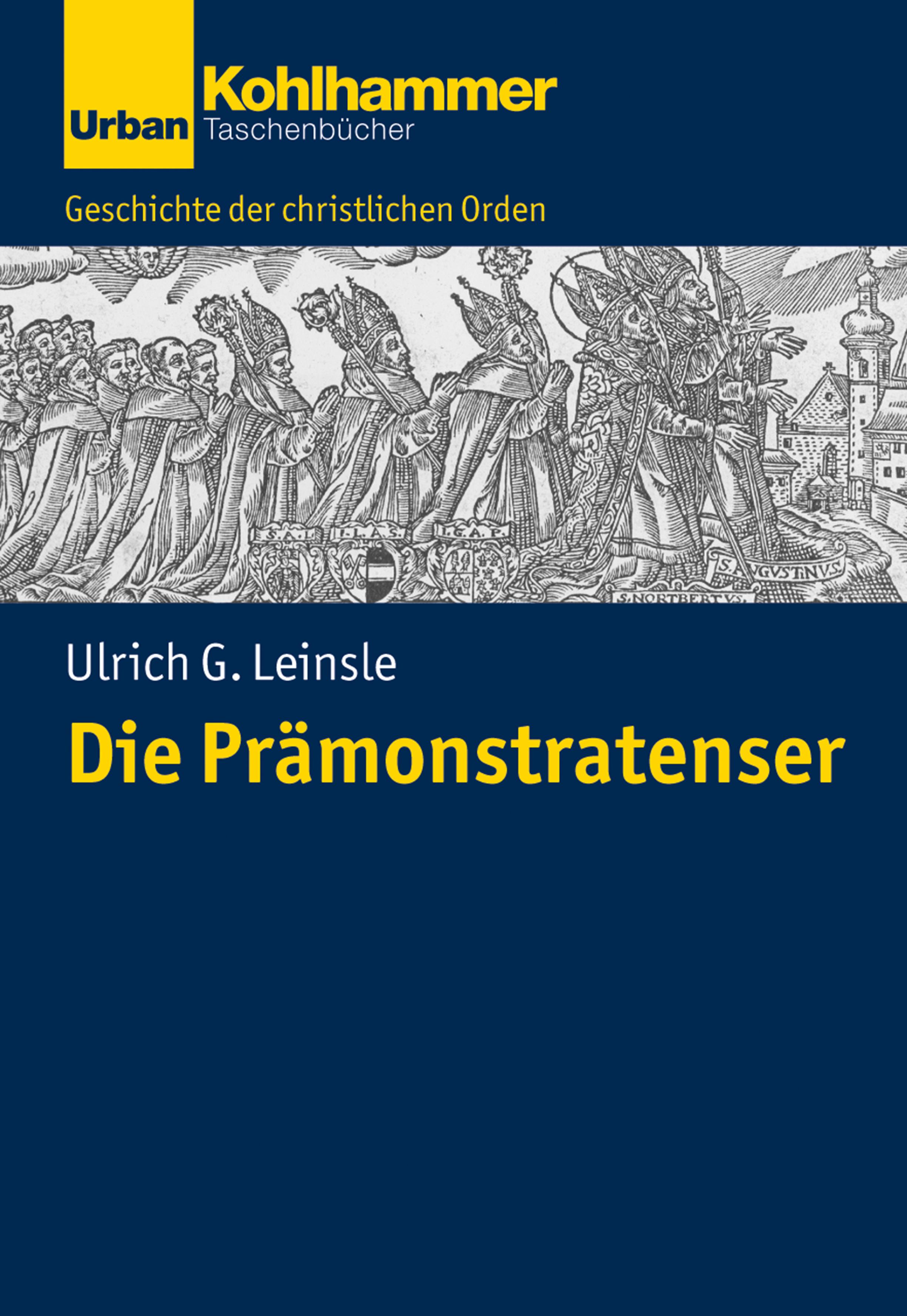 Ulrich Leinsle Die Prämonstratenser