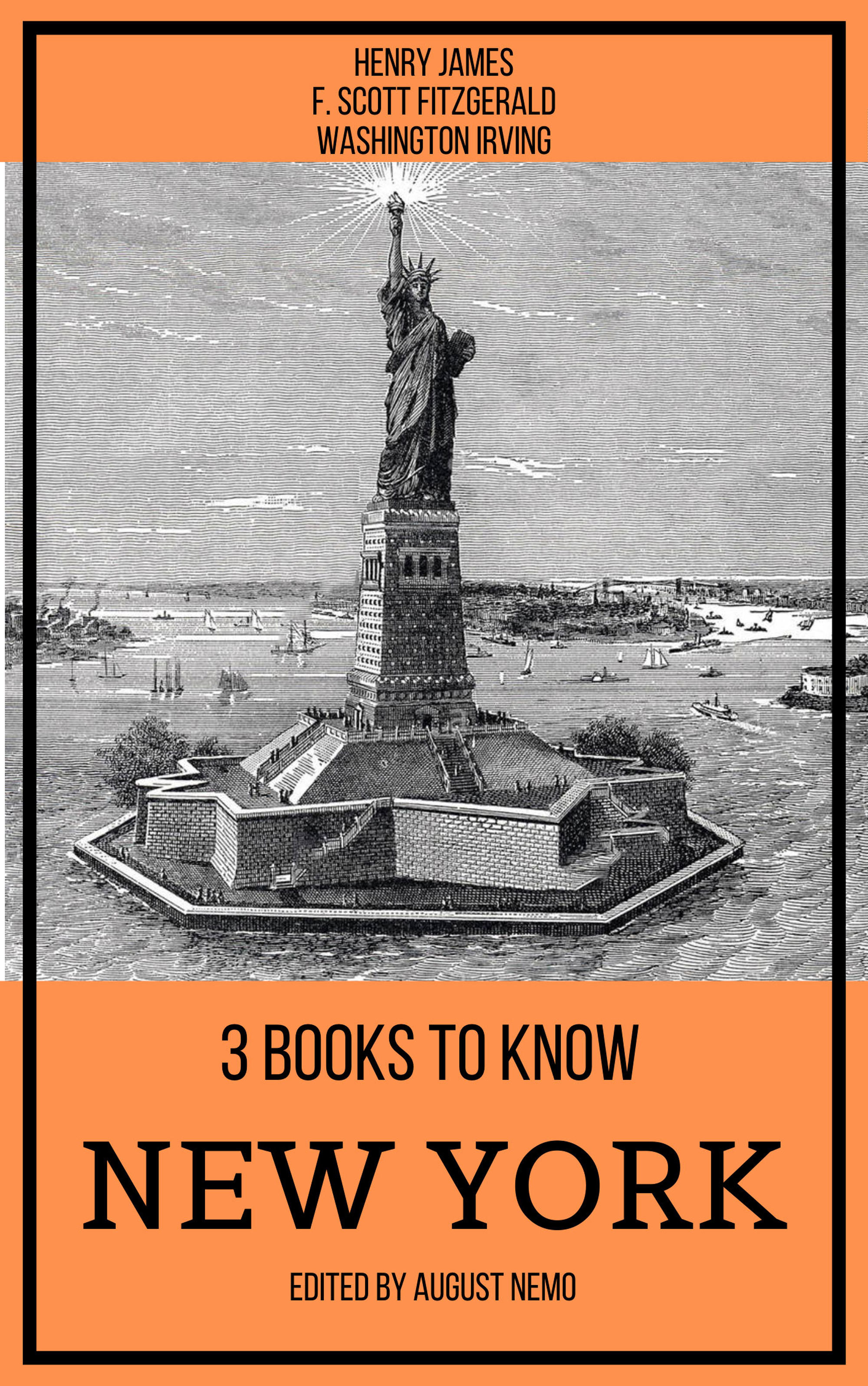 3 books to know New York