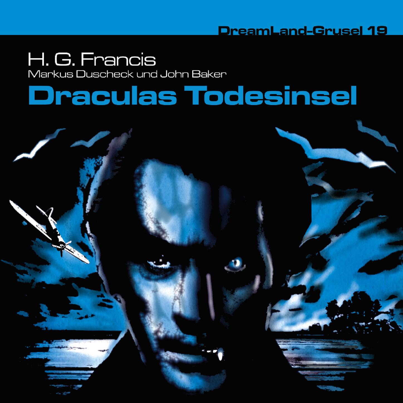 John Baker Dreamland Grusel, Folge 19: Draculas Todesinsel dreamland