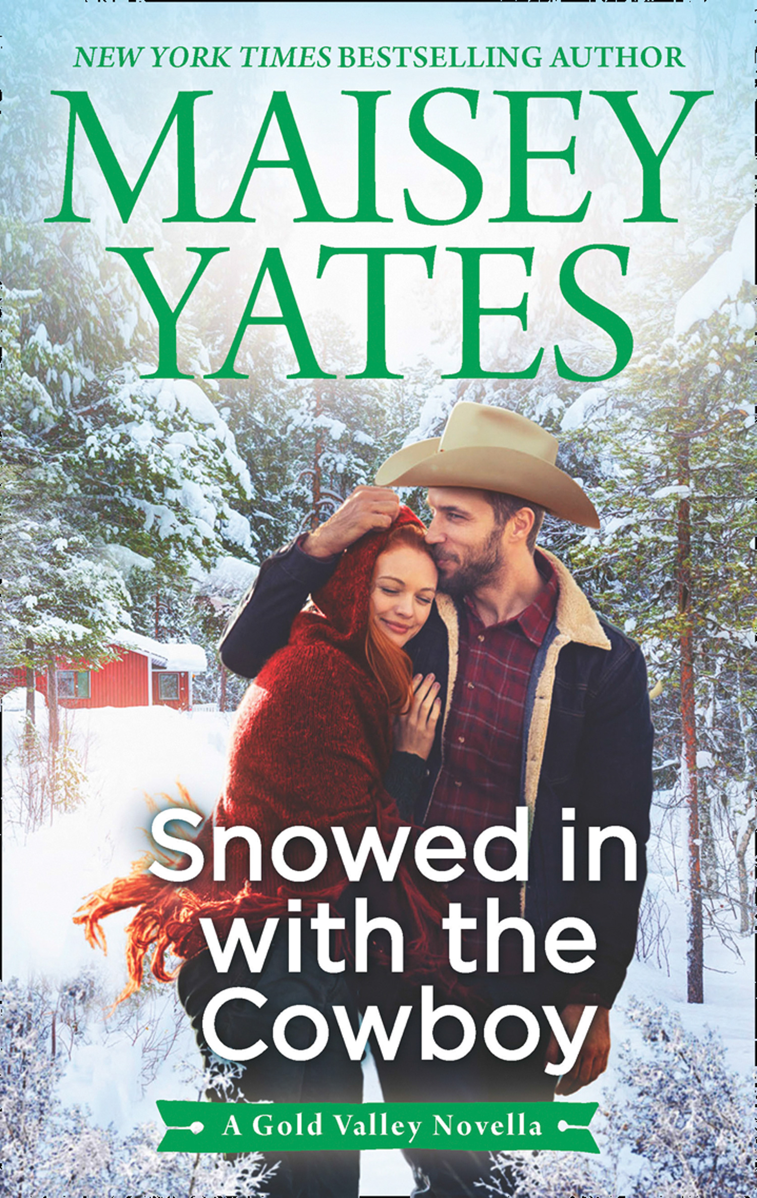 Snowed in with the Cowboy – Maisey Yates, HarperCollins Publishers