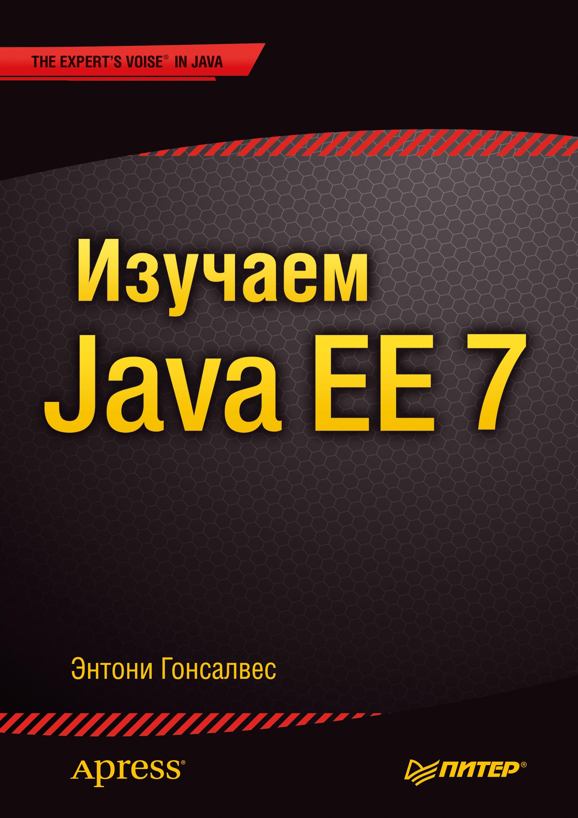 Энтони Гонсалвес Изучаем Java EE 7 murat yener professional java ee design patterns