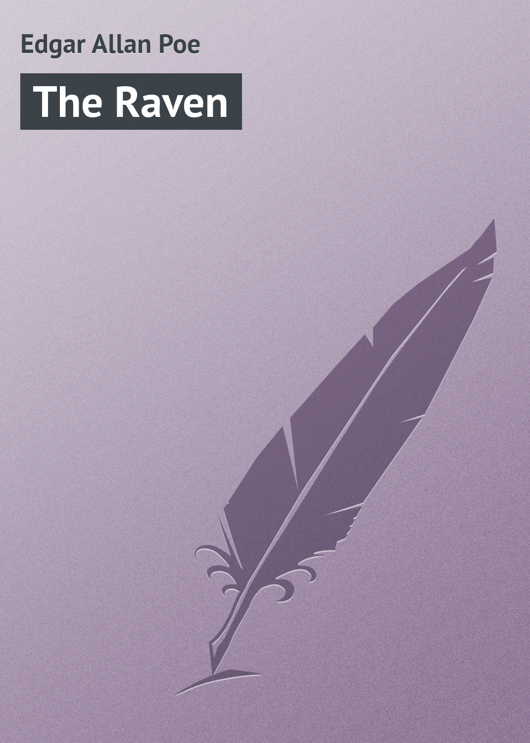 Эдгар Аллан По The Raven эдгар аллан по the fall of the house of usher