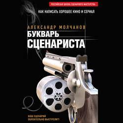 Молчанов Александр Владимирович Букварь сценариста. Как написать интересное кино и сериал обложка
