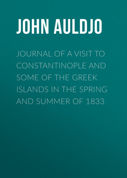Фото - Auldjo John Journal of a Visit to Constantinople and Some of the Greek Islands in the Spring and Summer of 1833 jr john w campbell islands of space