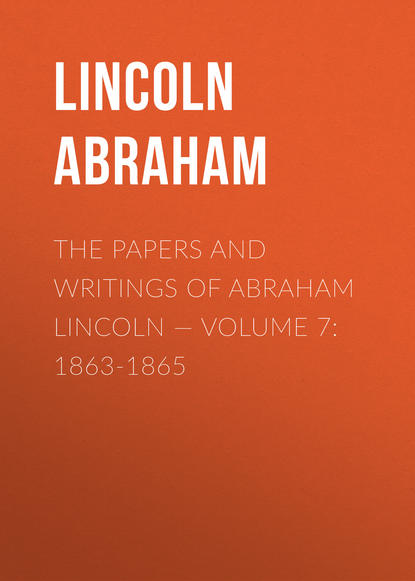 Lincoln Abraham The Papers And Writings Of Abraham Lincoln — Volume 7: 1863-1865 abraham ashley inside the stone