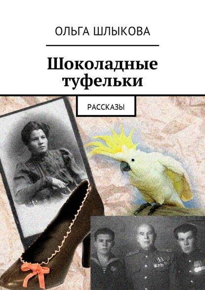 Ольга Борисовна Шлыкова Шоколадные туфельки. Рассказы
