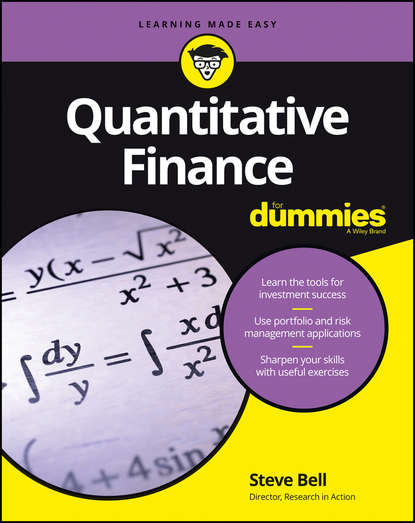Steve Bell Quantitative Finance For Dummies недорого