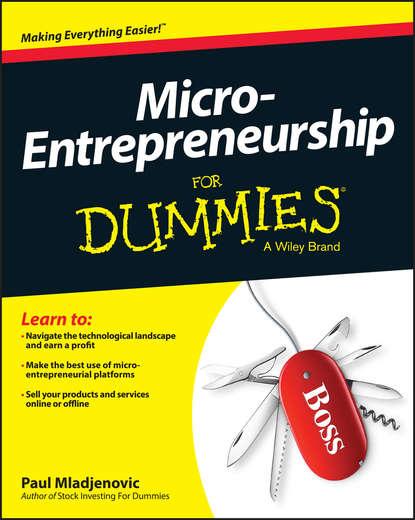 Paul Mladjenovic Micro-Entrepreneurship For Dummies john dearie where the jobs are entrepreneurship and the soul of the american economy