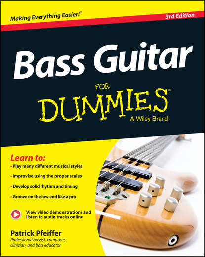 Фото - Patrick Pfeiffer Bass Guitar For Dummies carlton doc holliday finding cover and structure for bass