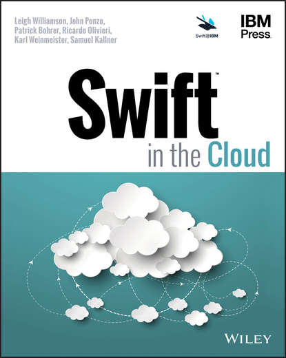 Leigh Williamson Swift in the Cloud