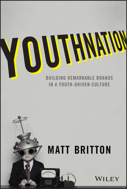 Matt Britton YouthNation. Building Remarkable Brands in a Youth-Driven Culture the genius book i youth