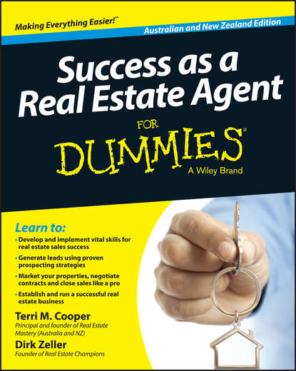 цена на Dirk Zeller Success as a Real Estate Agent for Dummies - Australia / NZ