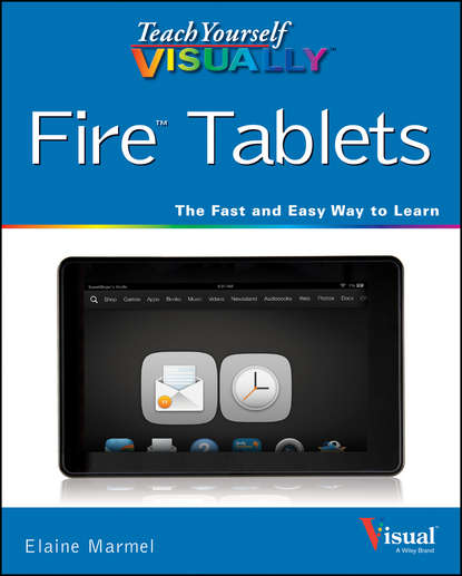Фото - Elaine Marmel Teach Yourself VISUALLY Fire Tablets black new 7ritmix rmd 726 tablet touch