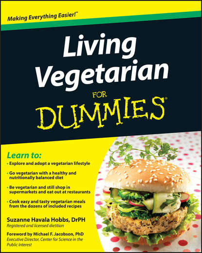 connie sarros student s vegetarian cookbook for dummies Suzanne Hobbs Havala Living Vegetarian For Dummies
