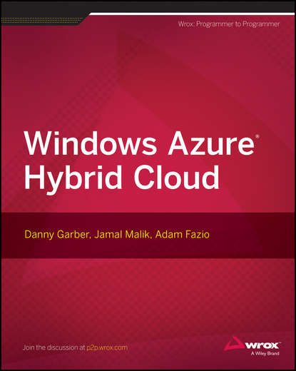 Jamal Malik Windows Azure Hybrid Cloud garber windows azure hybrid cloud