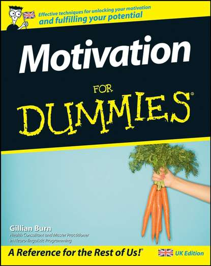 Gillian Burn Motivation For Dummies марк виктор хансен the $1 million reason to change your mind