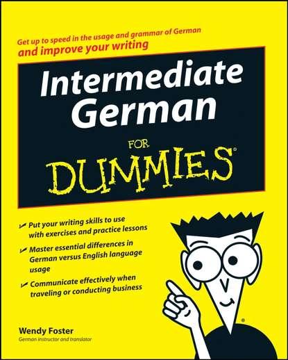 Wendy Foster Intermediate German For Dummies недорого