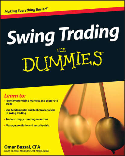 Фото - Omar CFA Bassal Swing Trading For Dummies peter tryde timing solutions for swing traders successful trading using technical analysis and financial astrology