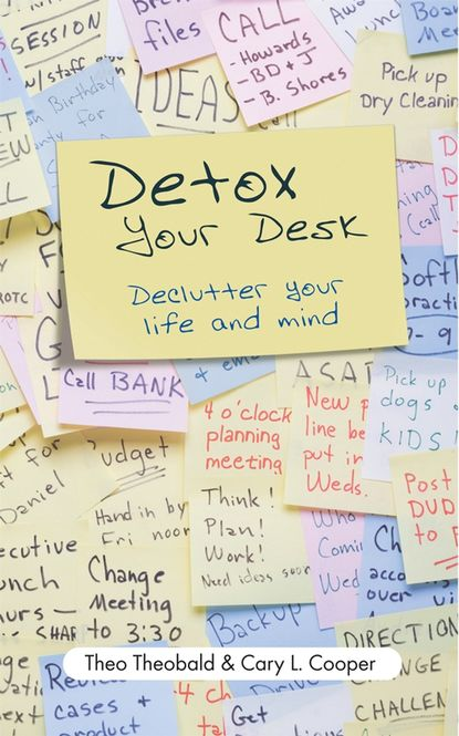 Detox Your Desk. Declutter Your Life and Mind фото