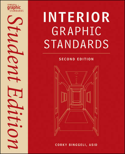 Corky Binggeli Interior Graphic Standards. Student Edition keith e hedges architectural graphic standards