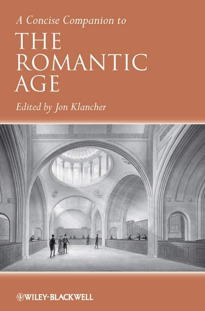 Фото - Jon Klancher A Concise Companion to the Romantic Age jon hall a companion to roman rhetoric