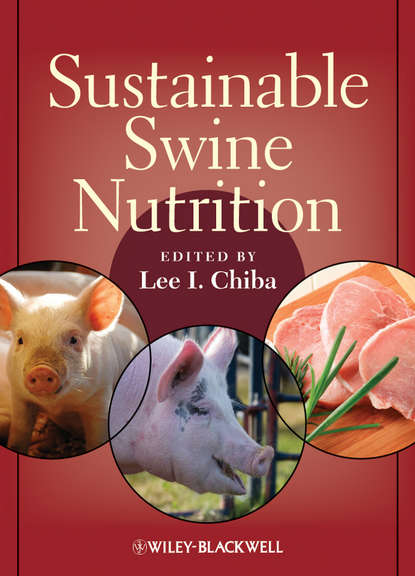 Lee Chiba I. Sustainable Swine Nutrition недорого