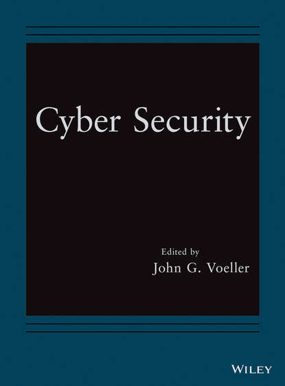 John Voeller G. Cyber Security thomas roth cyber physical security and privacy in the electric smart grid