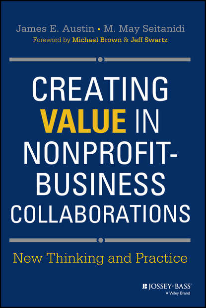 Austin James E. Creating Value in Nonprofit-Business Collaborations. New Thinking and Practice value and profits in business strategy