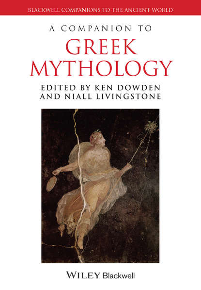 Фото - Dowden Ken A Companion to Greek Mythology jon hall a companion to roman rhetoric