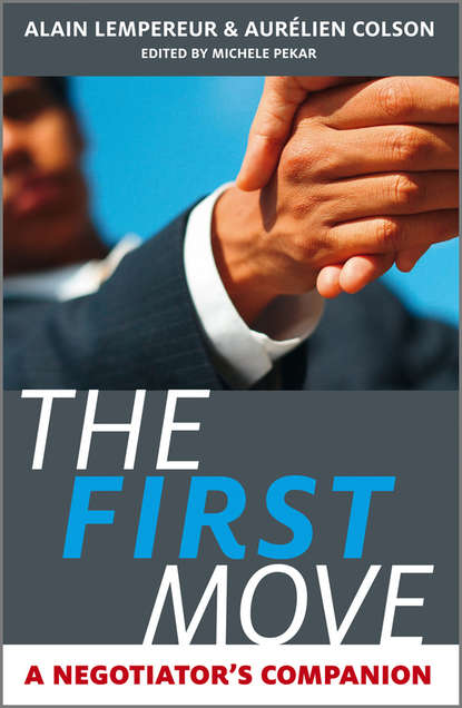 Alain Lempereur The First Move