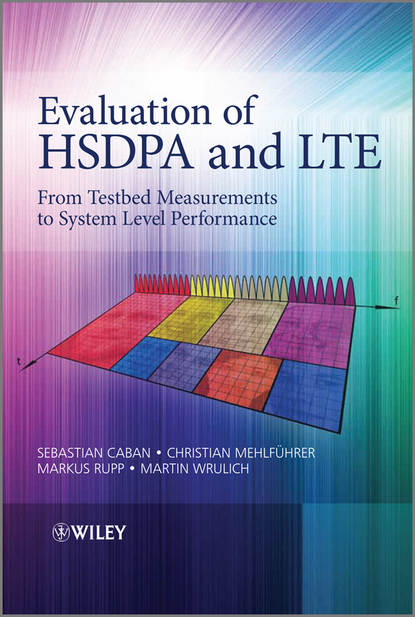 Фото - Christian Mehlführer Evaluation of HSDPA and LTE hossam s hassanein lte lte advanced and wimax