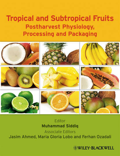 Muhammad Siddiq Tropical and Subtropical Fruits. Postharvest Physiology, Processing and Packaging anthracnose and storage life extension of papaya using chitosan