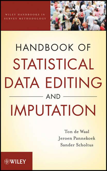 Ton de Waal Handbook of Statistical Data Editing and Imputation недорого