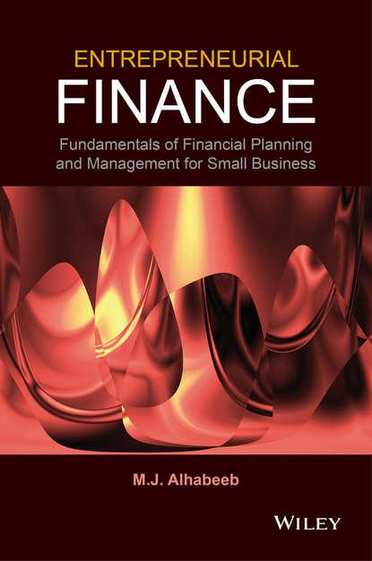 M. J. Alhabeeb Entrepreneurial Finance недорого