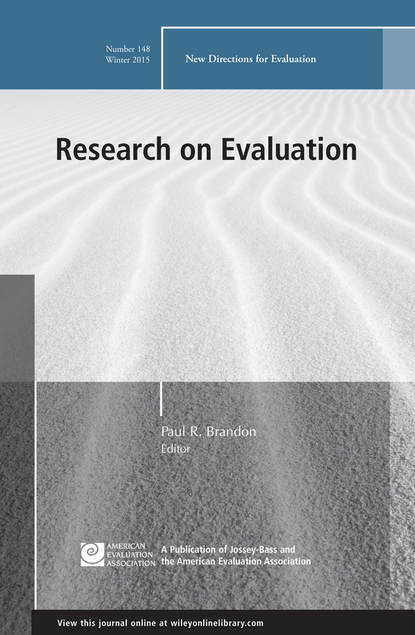 Paul Brandon R. Research on Evaluation. New Directions for Evaluation, Number 148 genetic studies in okra