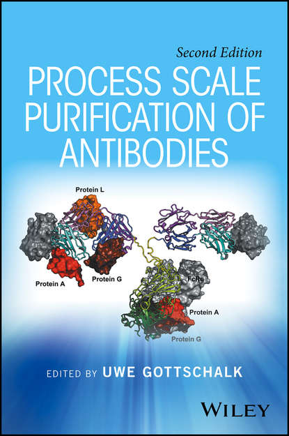 Uwe Gottschalk Process Scale Purification of Antibodies production and purification of beta glucosidase from bacillus