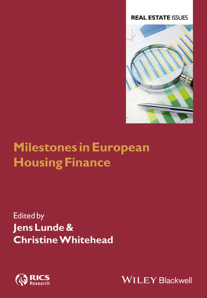 Группа авторов Milestones in European Housing Finance группа авторов handbook of finance financial markets and instruments