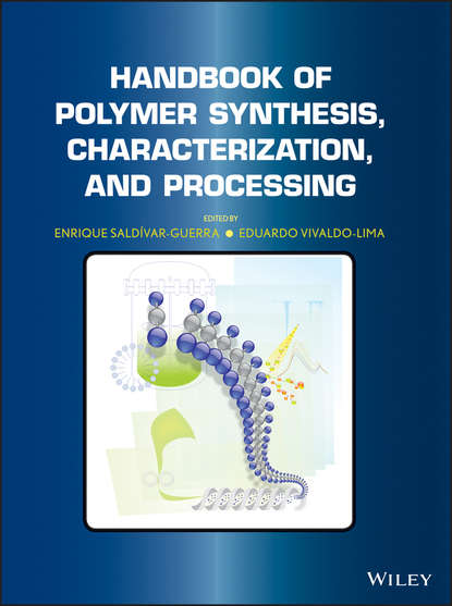 Enrique Saldivar-Guerra Handbook of Polymer Synthesis, Characterization, and Processing недорого