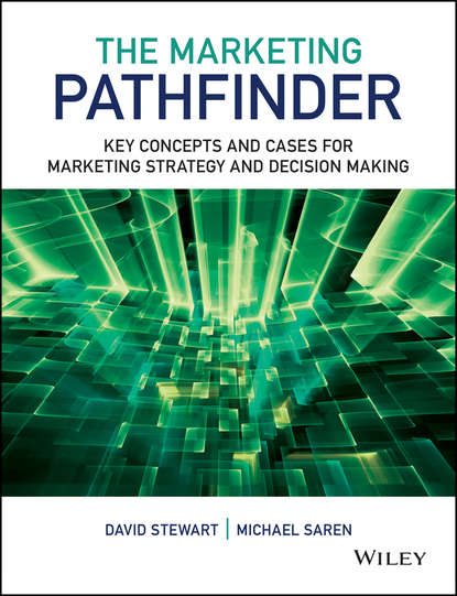 David Stewart W. The Marketing Pathfinder. Key Concepts and Cases for Marketing Strategy and Decision Making morley simon the winchester guide to keywords and concepts for international students in art media and design