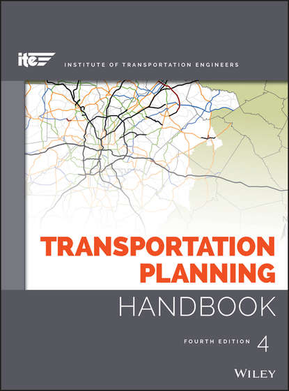 Michael Meyer D. Transportation Planning Handbook a simulation approach to project planning