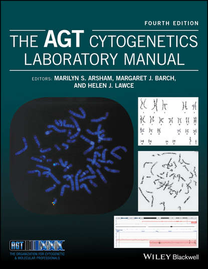 Margaret Barch J. The AGT Cytogenetics Laboratory Manual брюки chromosome chromosome ch036emapml0
