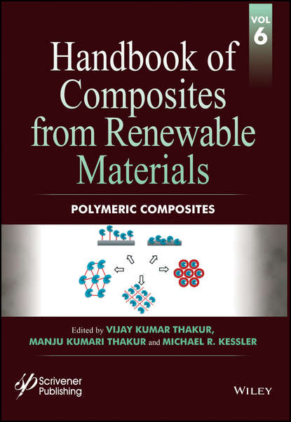 Группа авторов Handbook of Composites from Renewable Materials, Polymeric Composites utilization of biomass as reinforcement in polymer composites