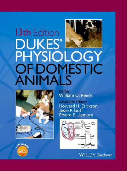 Группа авторов Dukes' Physiology of Domestic Animals недорого