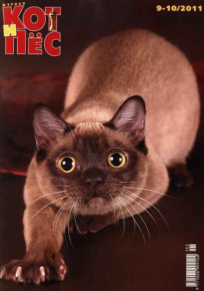 Группа авторов Кот и Пёс №9–10/2011 отсутствует кот и пёс 9–10 2013