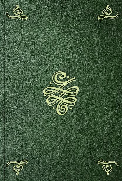 Charles Bonnet Oeuvres d'histoire naturelle et de philosophie. T. 4 charles bonnet oeuvres d histoire naturelle et de philosophie t 5