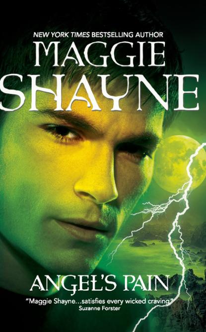 Maggie Shayne Angel's Pain patrick slater the yellow briar