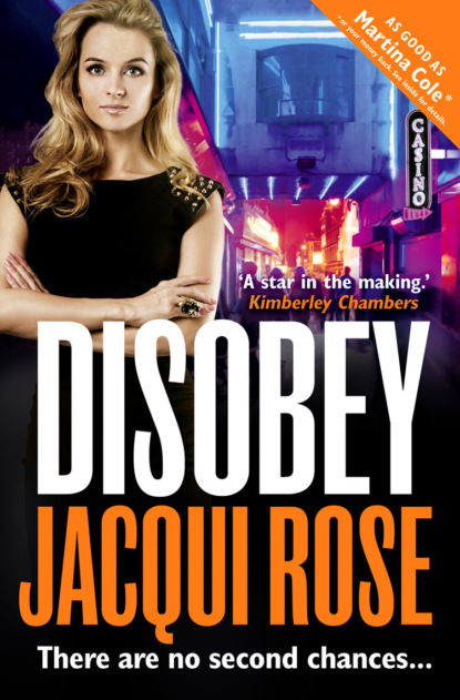 Jacqui Rose Disobey all about alfie